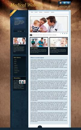 Daytimer Medical WordPress Theme