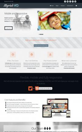 Myriad Educational WordPress Theme