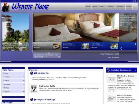 Hotel-resort Website Plugins
