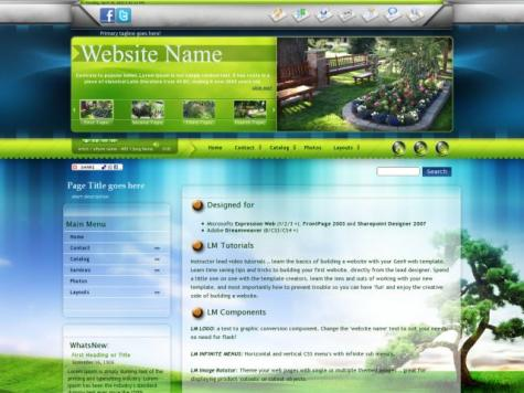 Landscaping Website Plugins