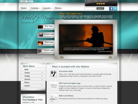 Firefight Web Templates