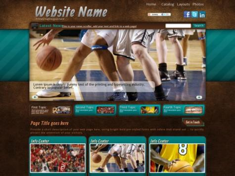 Basketball Website Plugins