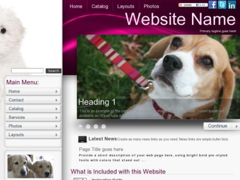 Dogs Sharepoint Designer Templates