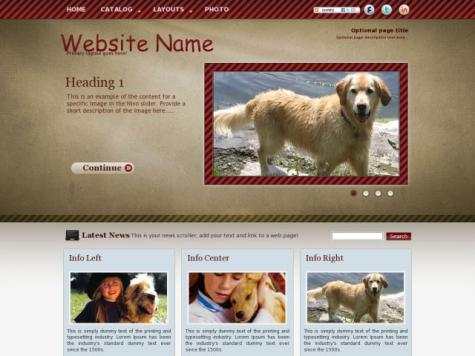 Dogs Website Plugins