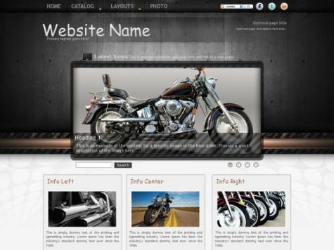Motorcycle Website Plugins