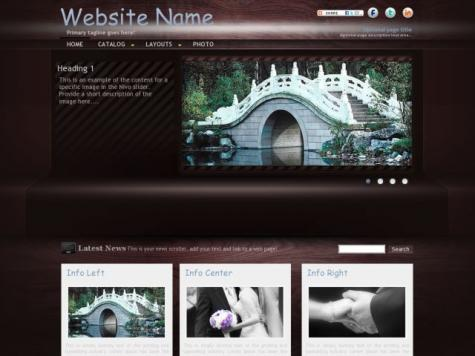 Photography Sharepoint Designer Templates