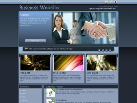 Business Expression Templates