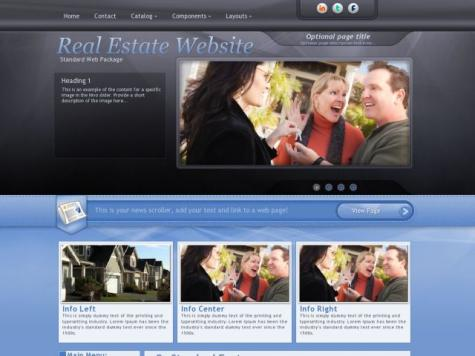 Real-estate Website Plugins