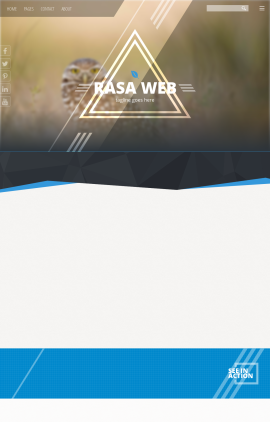 Rasa Birds Website Template