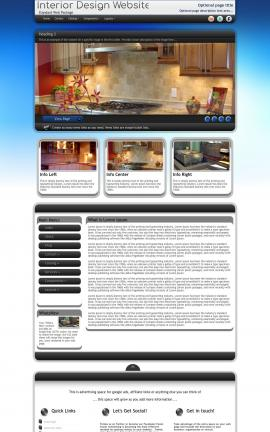 Motive Interior-design Website Template
