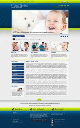 Infusion Medical FP2003 Template