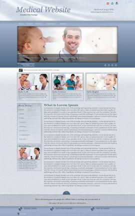 Accent Medical FP2003 Template