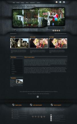 Precision Real-estate Website Template