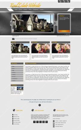 Paramount Real-estate Website Template