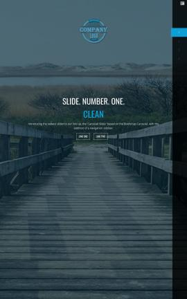 Onyx Multi-purpose Website Template