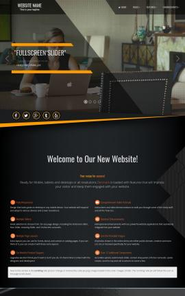 Denmark Insurance Website Template
