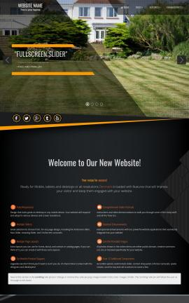 Denmark Landscaping Website Template