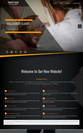 Denmark Medical Website Template