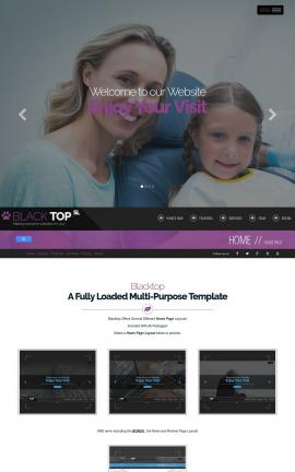 Blacktop Dental FP2003 Template