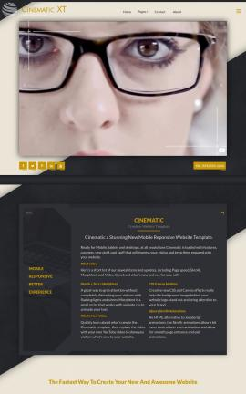 business Dreamweaver Website Templates