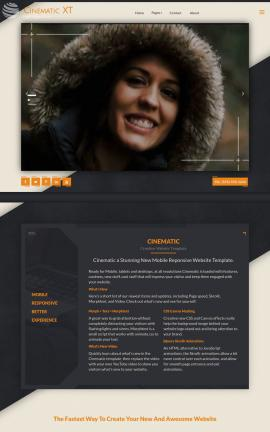 Cinematic Dental FP2003 Template