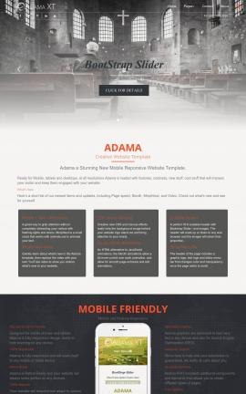 Church Website Templates Religion Website Templates Dynamic Web - Church website templates