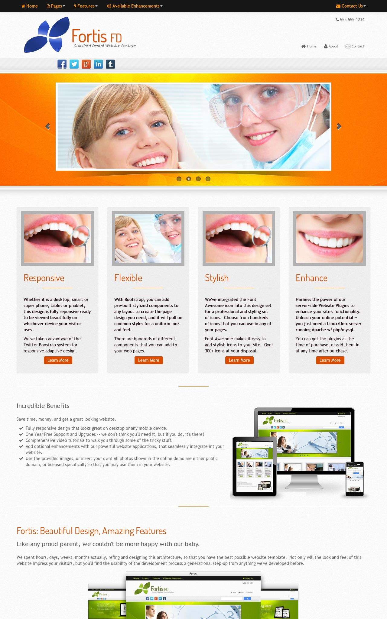 Dental Wordpress Themes
