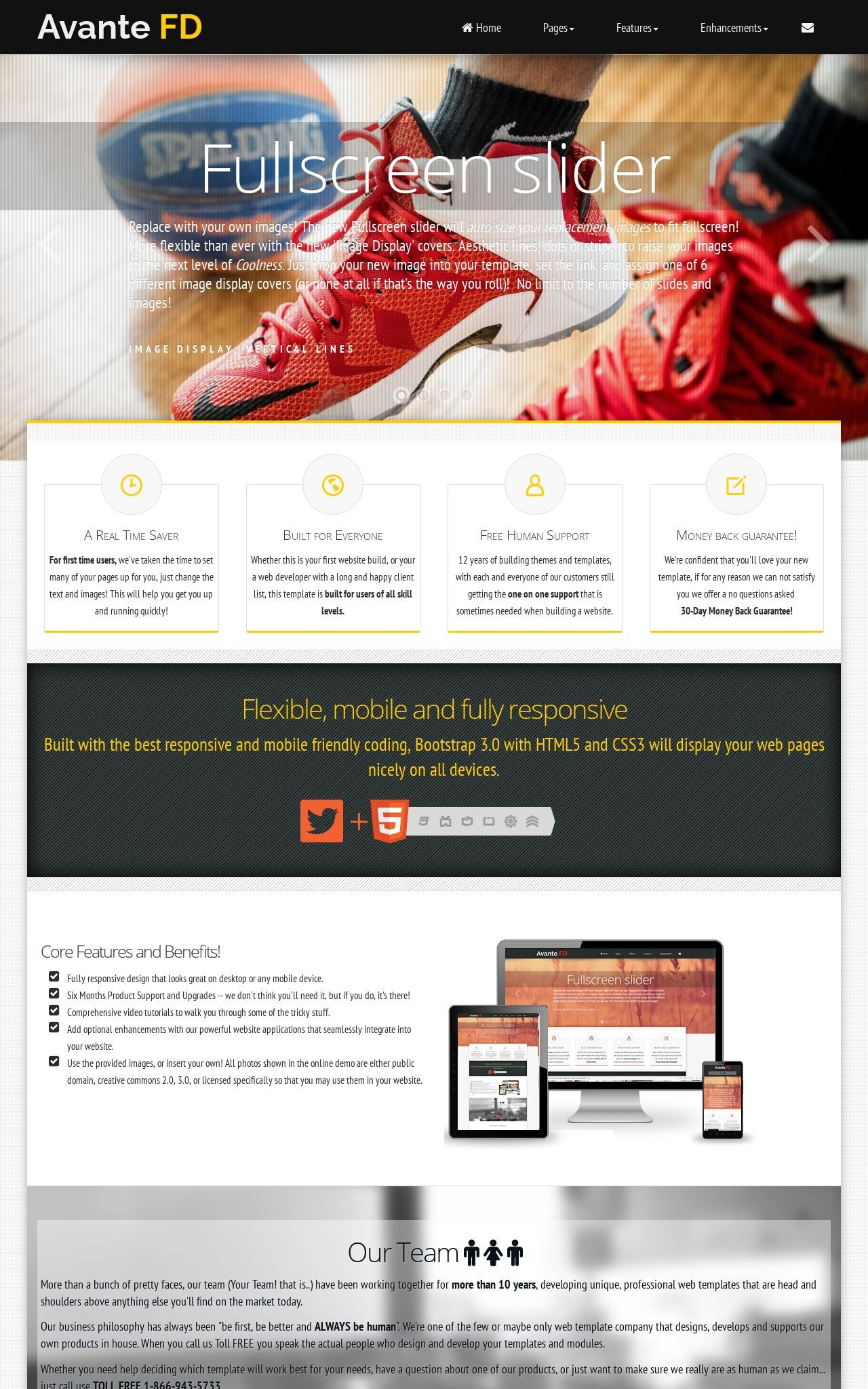 Basketball Wordpress Themes