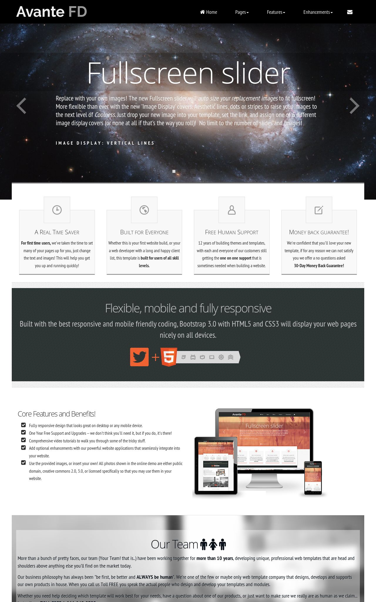 Astronomy Wordpress Themes