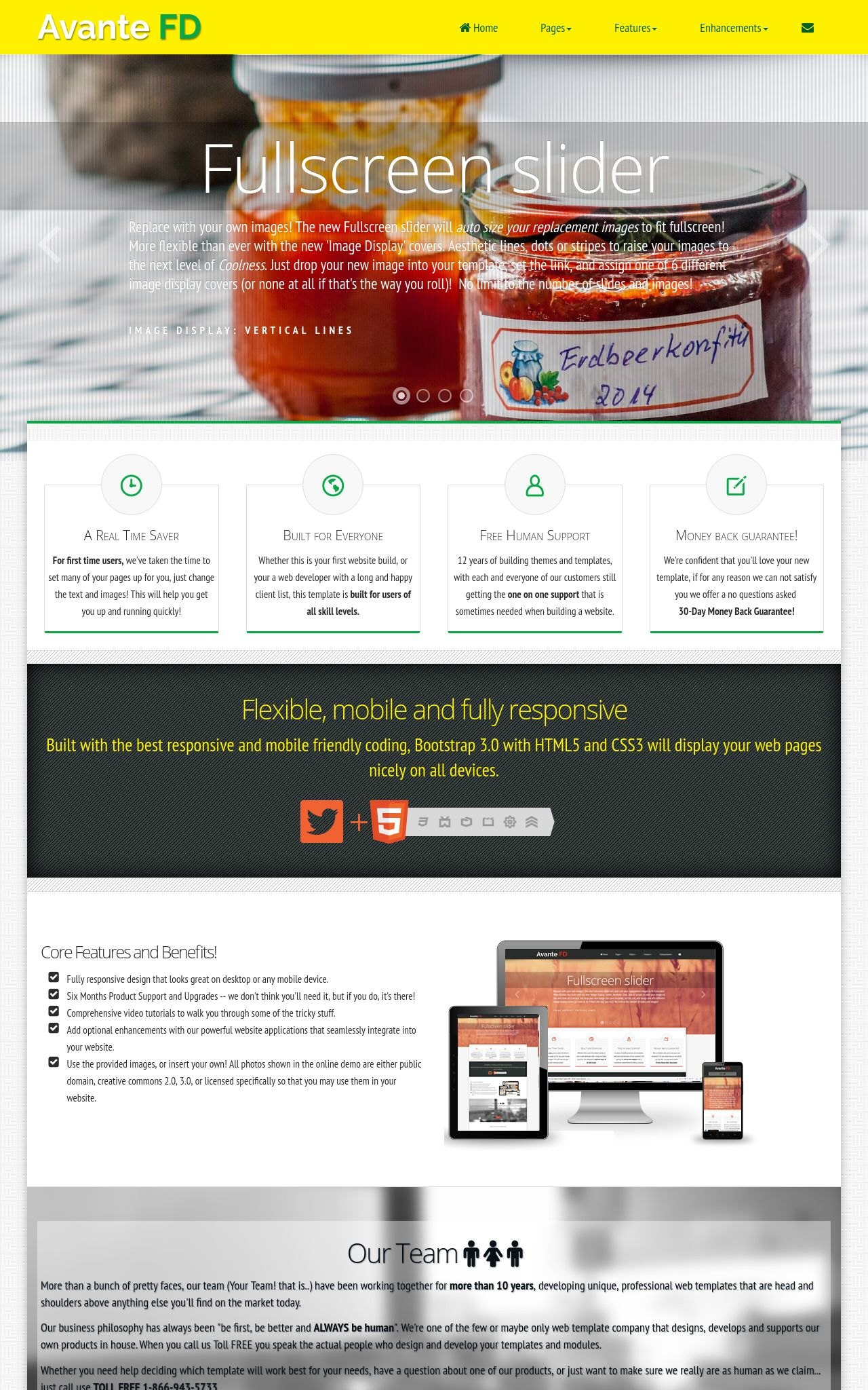Bed-and-breakfast Wordpress Themes