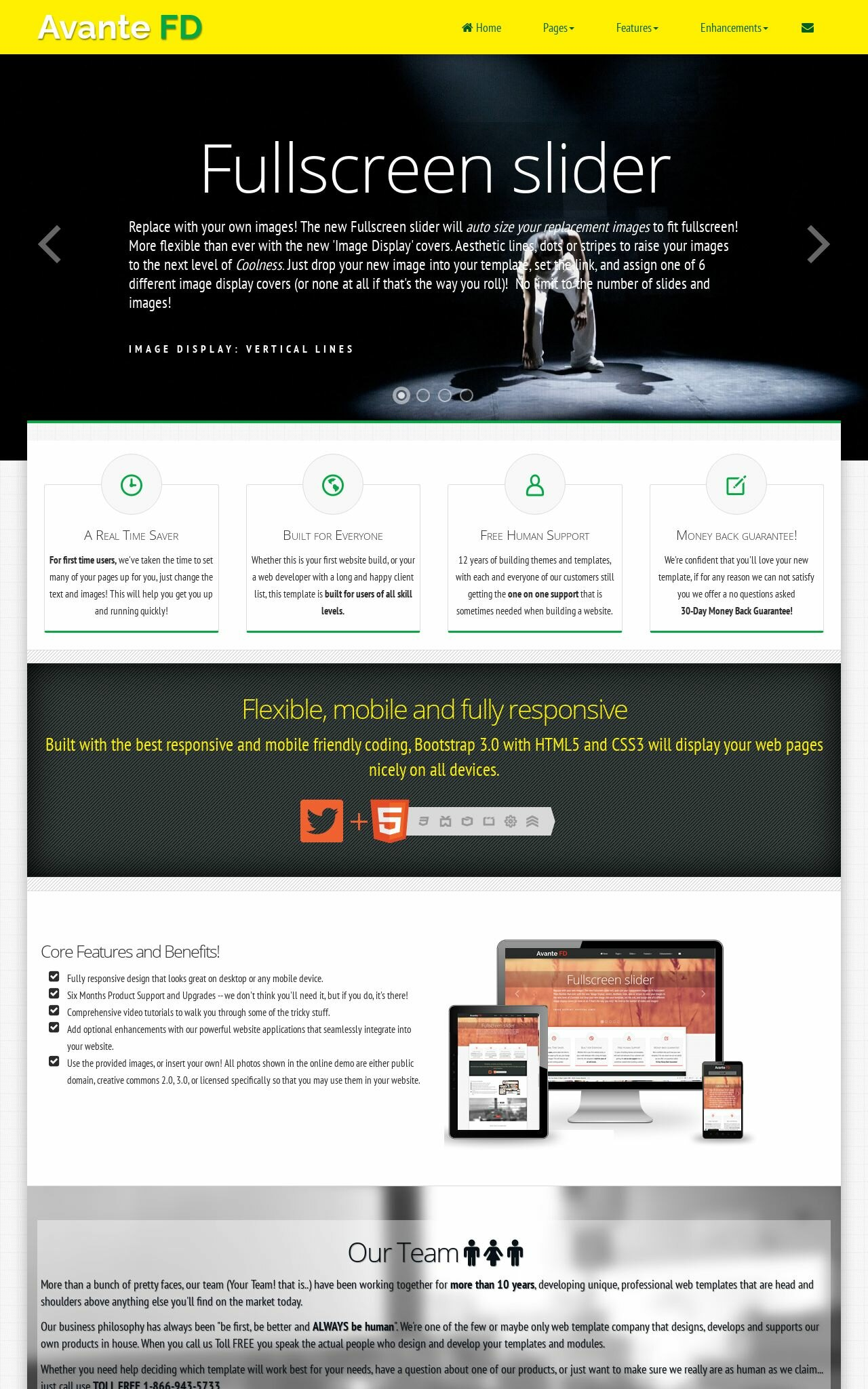 Theatre Wordpress Themes