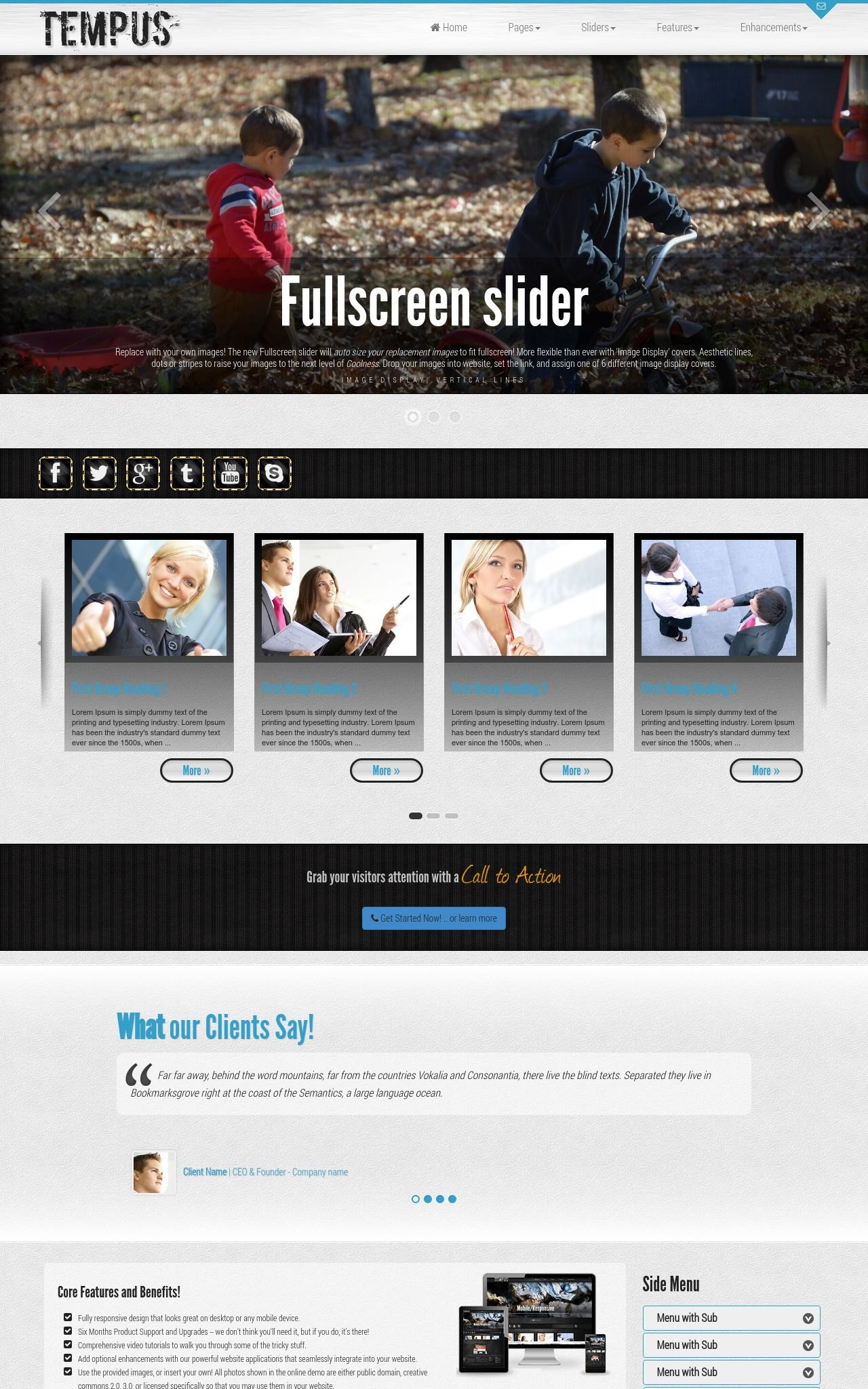 Child-care Wordpress Themes