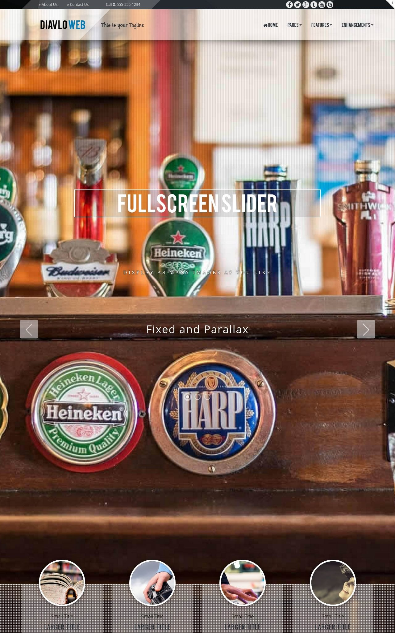 Pub Wordpress Themes