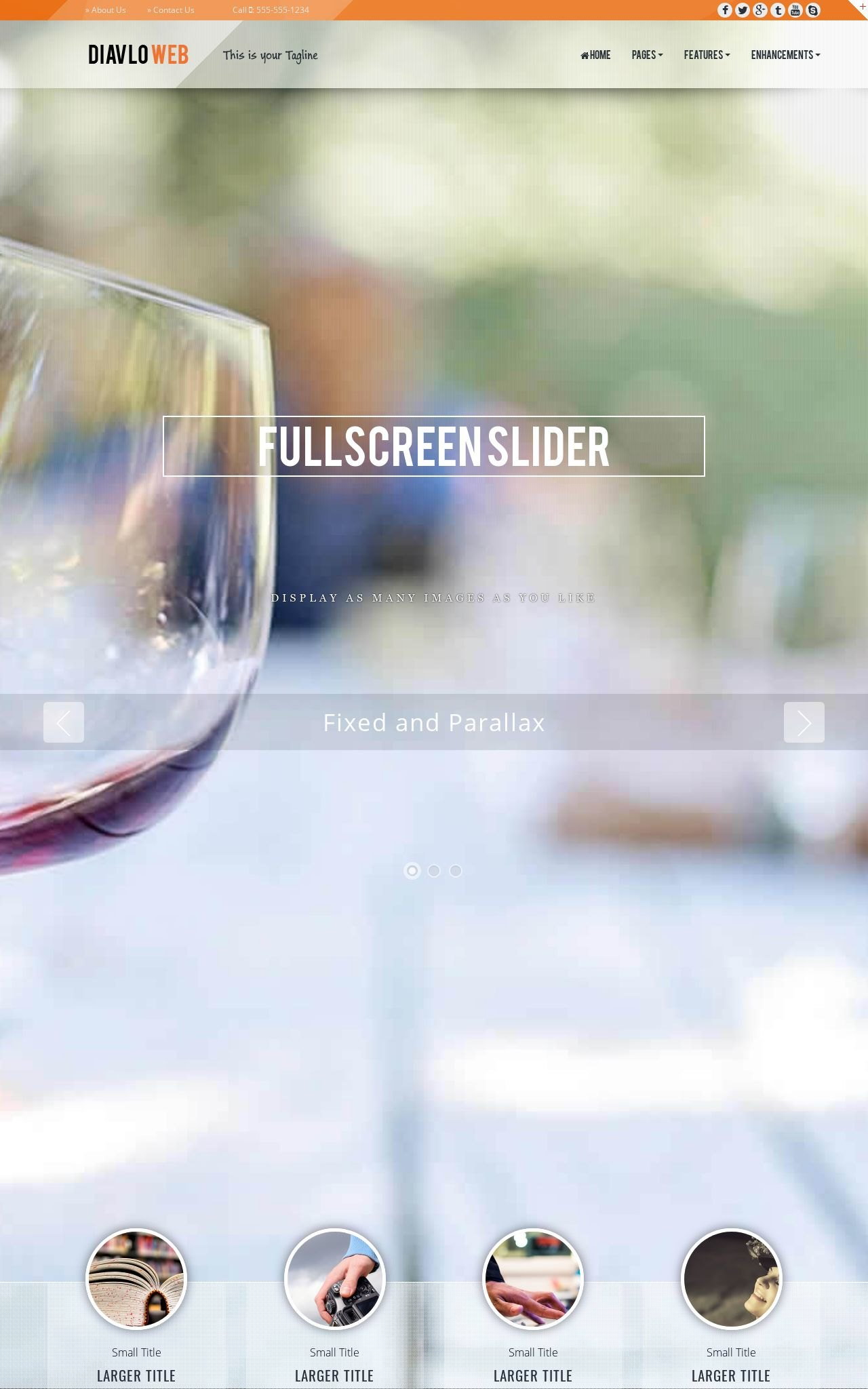Winery Dreamweaver Templates