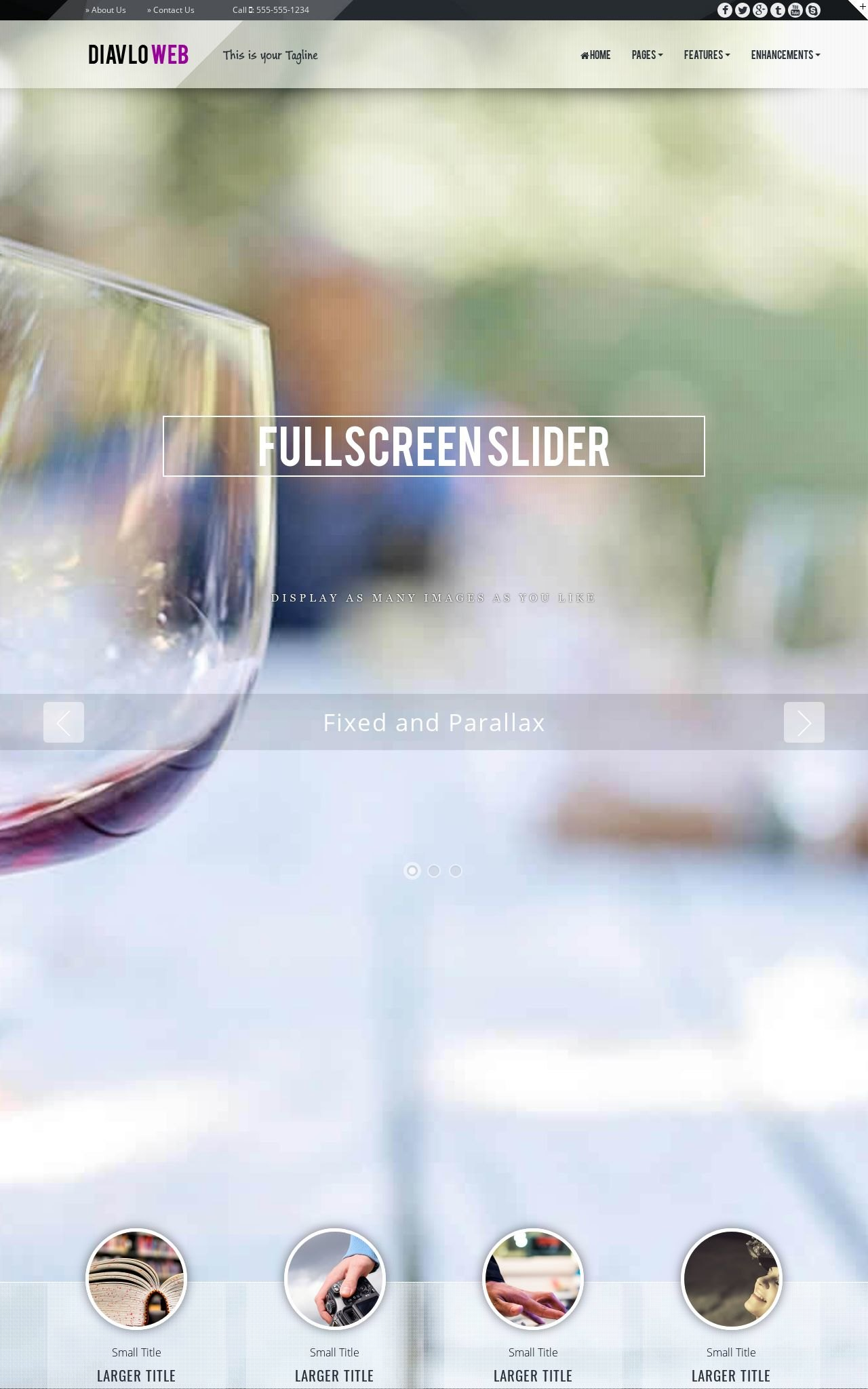 Winery Web Templates