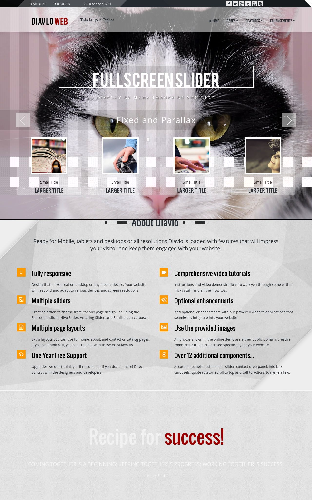 Cats Dreamweaver Templates